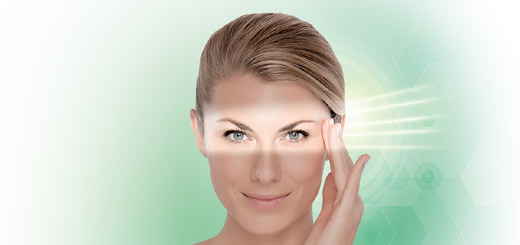 Mary Cohr eye lifting treatment